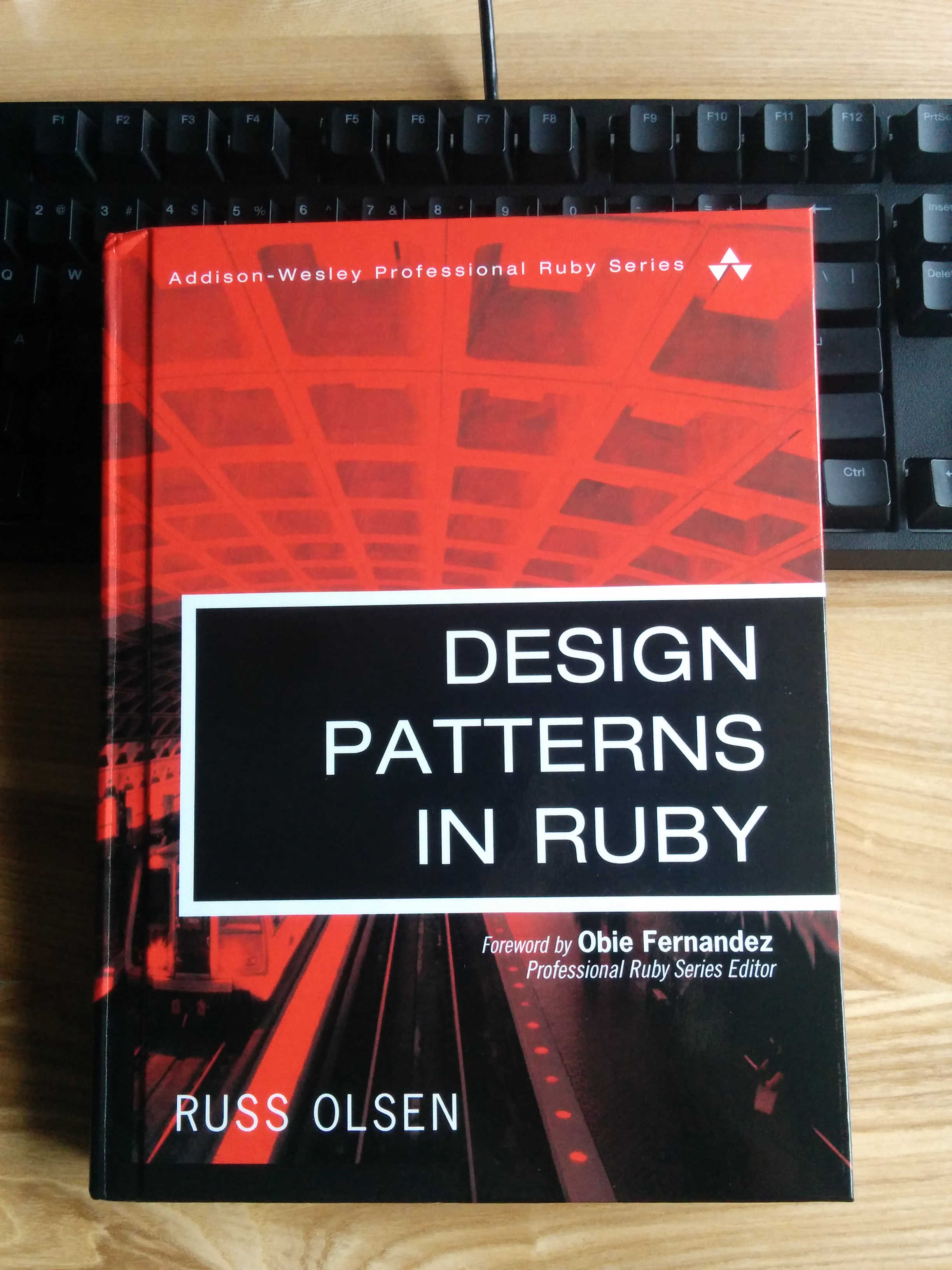 Ruby Design Patterns Awesome Ideas